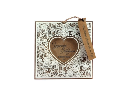 Heart trouwkaart