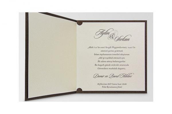 luxe huwelijkskaart 3662 (1)