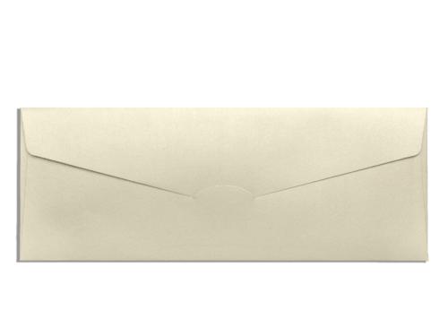 Envelop goud 11 x 29 cm