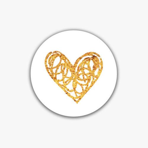 Hartje goud