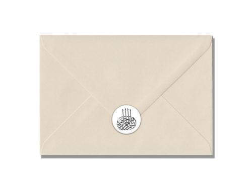 sluitzegel islamitisch-envelop